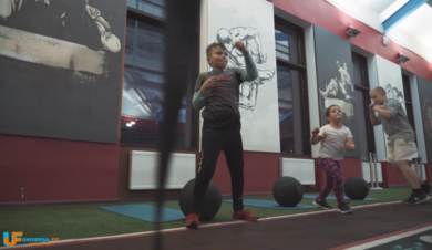 KickBoxing Kids Ч. 2