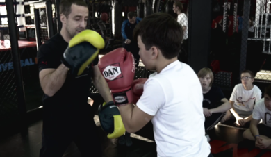 KickBoxing Kids